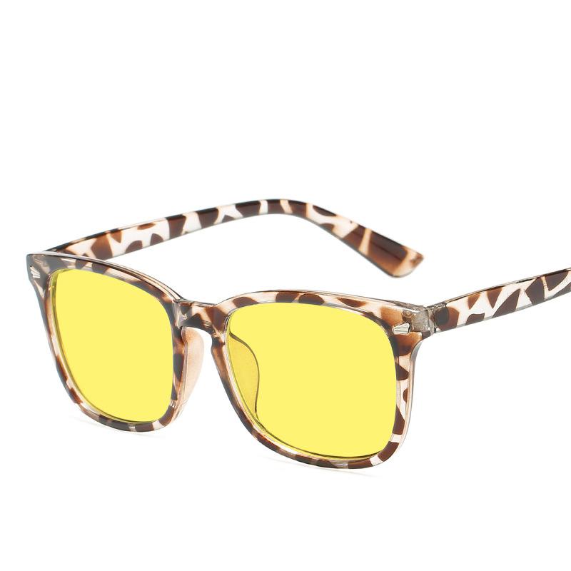 Blå med briller - Stof - Bolettes stofbutik